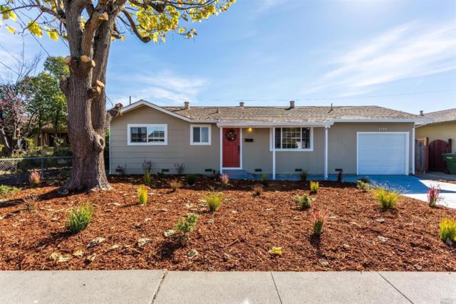 1174 Ramona Lane, Petaluma, CA 94954 (#21828148) :: Rapisarda Real Estate