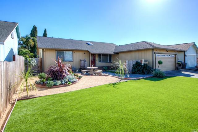 1648 Sarkesian Drive, Petaluma, CA 94954 (#21828166) :: Rapisarda Real Estate