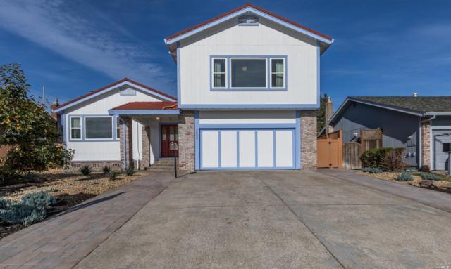 1805 Spoonbill Avenue, Petaluma, CA 94954 (#21828190) :: Rapisarda Real Estate