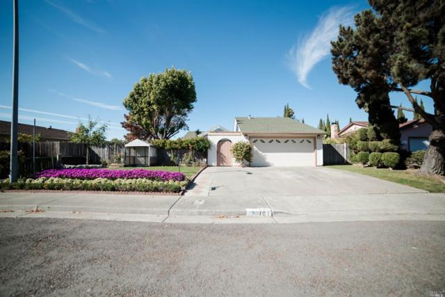 101 Monitor Pass Court, Vallejo, CA 94589 (#21828268) :: RE/MAX GOLD