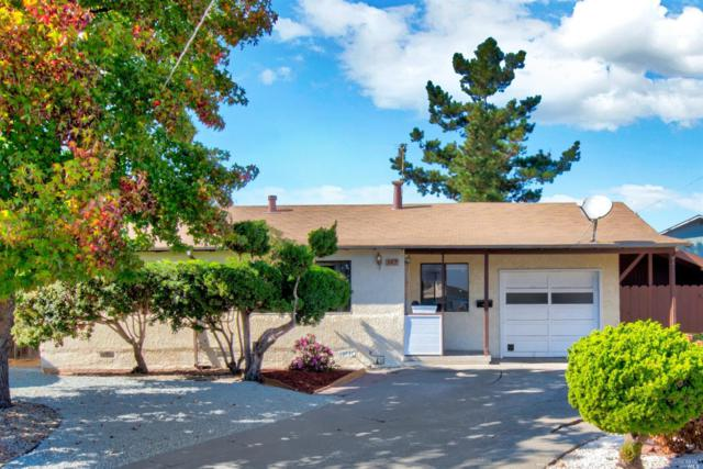 342 Oharron Drive, Hayward, CA 94544 (#21828290) :: Rapisarda Real Estate