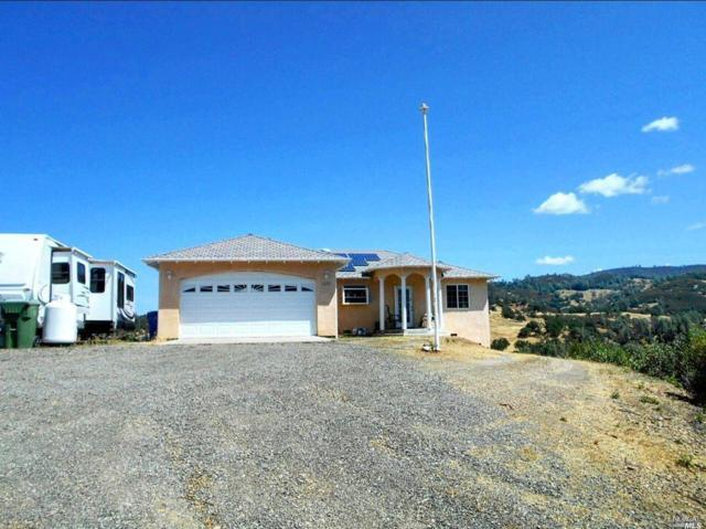 2255 Stagecoach Canyon Road Pope, Pope Valley, CA 94567 (#21828366) :: Rapisarda Real Estate