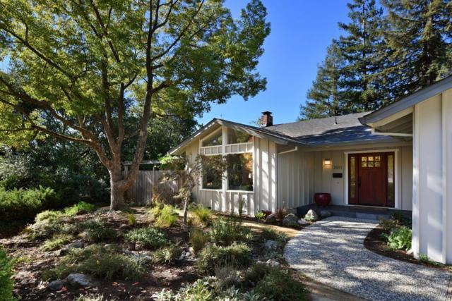 2611 Hidden Valley Drive, Santa Rosa, CA 95404 (#21828425) :: Rapisarda Real Estate