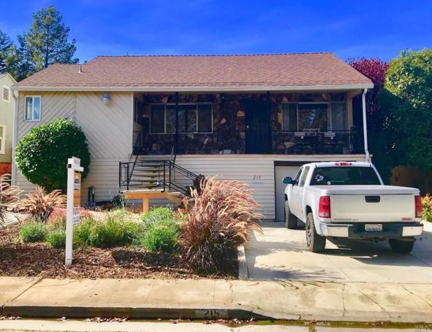 215 Viewmont Avenue, Vallejo, CA 94590 (#21828441) :: Lisa Imhoff | Coldwell Banker Kappel Gateway Realty