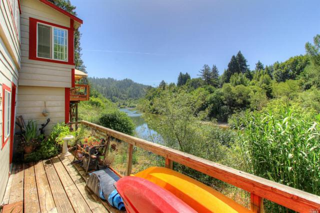14615 River Road, Guerneville, CA 95446 (#21828470) :: Rapisarda Real Estate