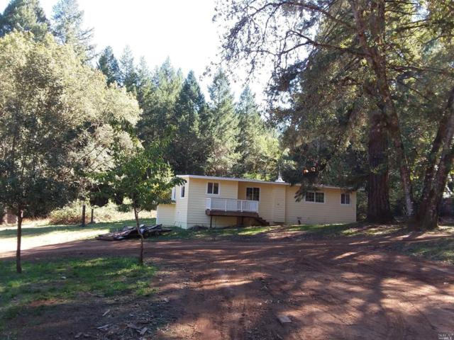 1990 Hilltop Drive, Willits, CA 95490 (#21828472) :: Rapisarda Real Estate