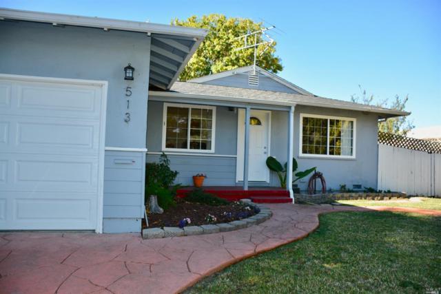 513 Donaldson Way, American Canyon, CA 94503 (#21828560) :: Perisson Real Estate, Inc.