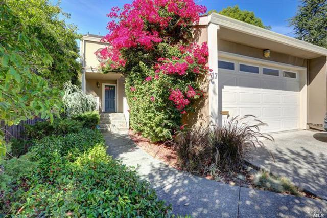 17 Hill Street, Mill Valley, CA 94941 (#21828579) :: Windermere Hulsey & Associates