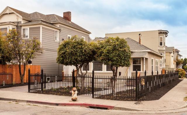 2033 Myrtle Street, Oakland, CA 94607 (#21828606) :: Rapisarda Real Estate