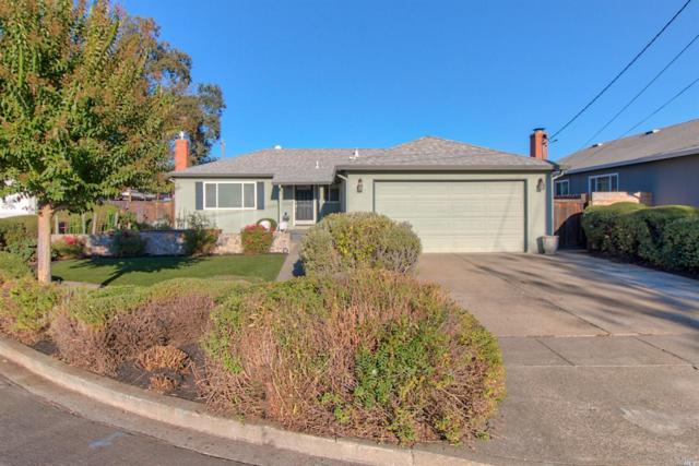 12 Ivy Court, Yountville, CA 94599 (#21828610) :: Windermere Hulsey & Associates