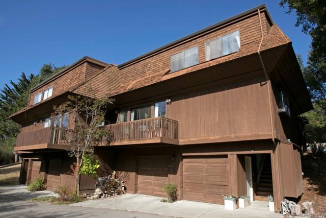 1 Creekside Way, Mill Valley, CA 94941 (#21828753) :: Windermere Hulsey & Associates