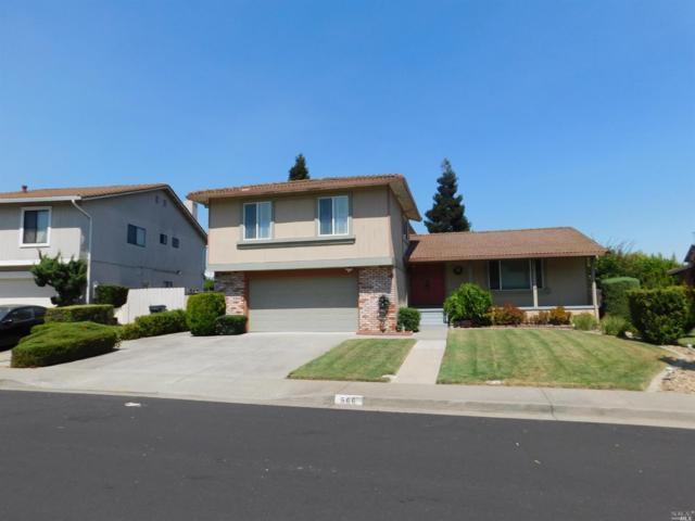 566 Americano Way, Fairfield, CA 94533 (#21828759) :: Intero Real Estate Services