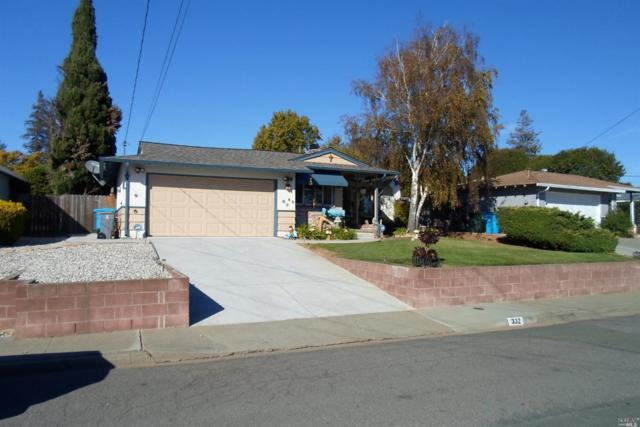 332 Rio Del Mar Ameri, American Canyon, CA 94503 (#21828760) :: Perisson Real Estate, Inc.