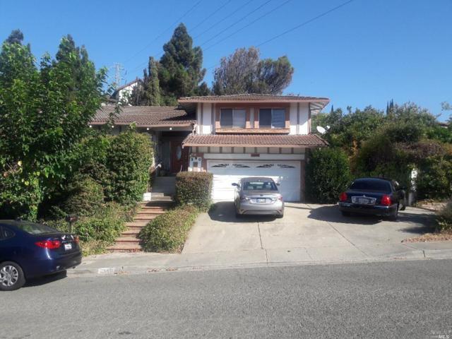 390 Locust Drive, Vallejo, CA 94591 (#21828775) :: Rapisarda Real Estate