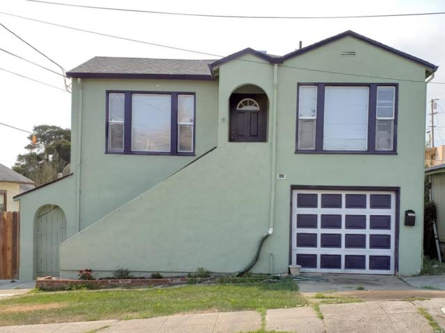 541 Porter Street, Vallejo, CA 94590 (#21828806) :: Rapisarda Real Estate