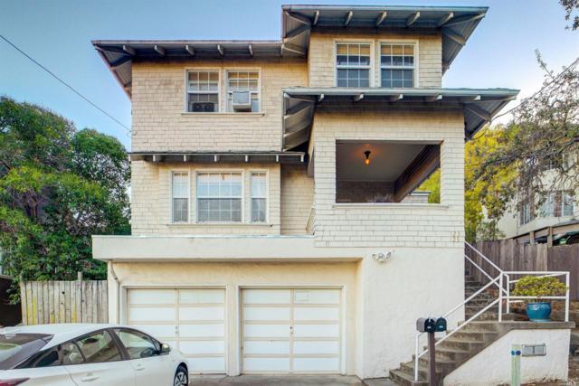 123 Woodland Avenue, San Rafael, CA 94901 (#21828810) :: Lisa Imhoff   Coldwell Banker Kappel Gateway Realty