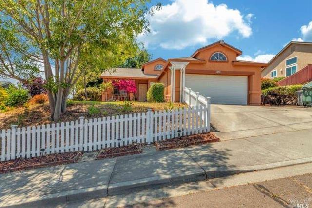 1009 Donaldson Way, American Canyon, CA 94503 (#21828818) :: Rapisarda Real Estate