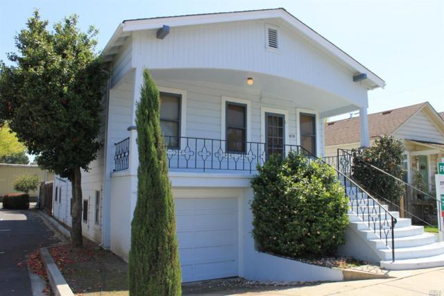 611 First Street, Napa, CA 94559 (#21829008) :: Windermere Hulsey & Associates