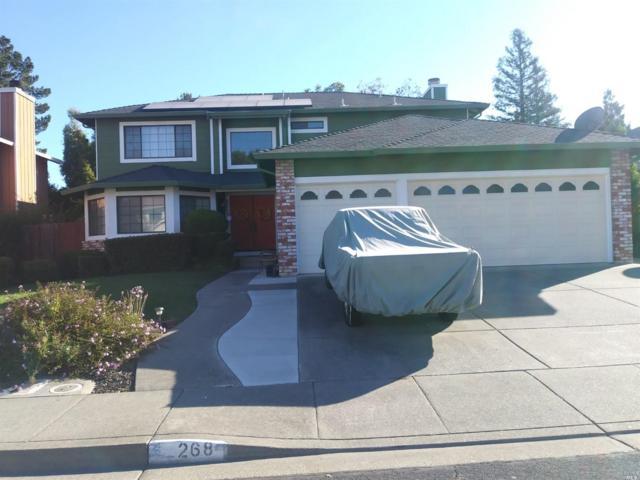 268 Darley Drive, Vallejo, CA 94591 (#21829009) :: Perisson Real Estate, Inc.