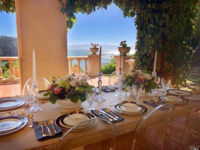 2485 Paradise Drive, Tiburon, CA 94920 (#21829013) :: Intero Real Estate Services