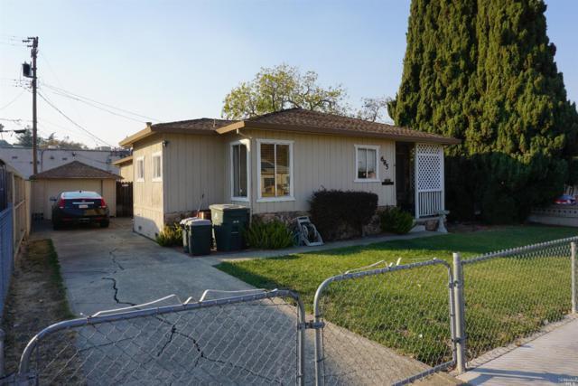 685 Annette Avenue, Vallejo, CA 94591 (#21829022) :: Perisson Real Estate, Inc.