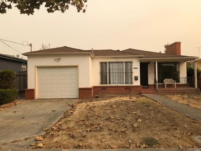 536 Warford Avenue, Vallejo, CA 94591 (#21829133) :: Perisson Real Estate, Inc.