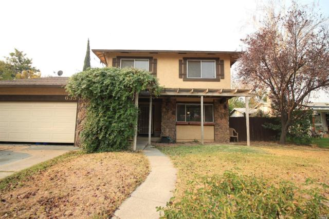 635 E Creekside Circle, Dixon, CA 95620 (#21829144) :: Rapisarda Real Estate