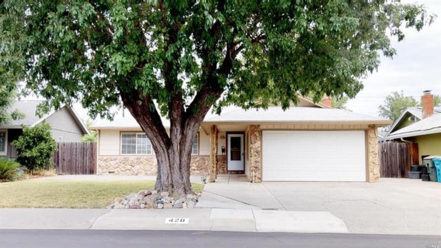 420 Deodara Street, Vacaville, CA 95688 (#21829229) :: W Real Estate   Luxury Team