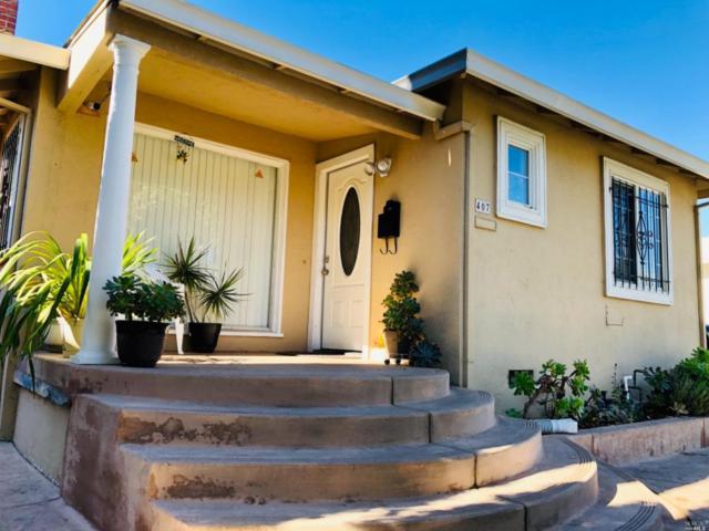 407 Wolfe Street, Vallejo, CA 94590 (#21829367) :: Windermere Hulsey & Associates