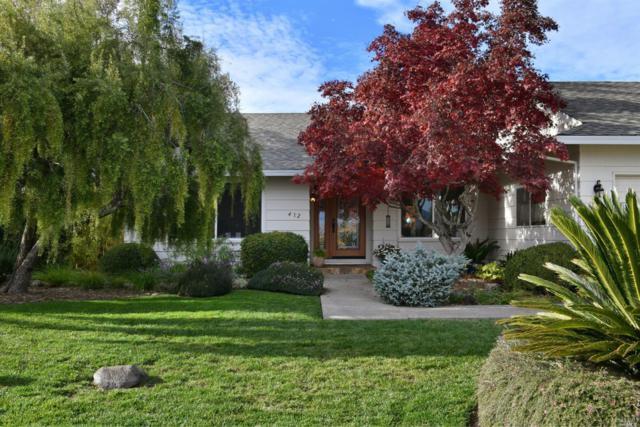 412 Oak Brook Place, Santa Rosa, CA 95409 (#21829453) :: Windermere Hulsey & Associates