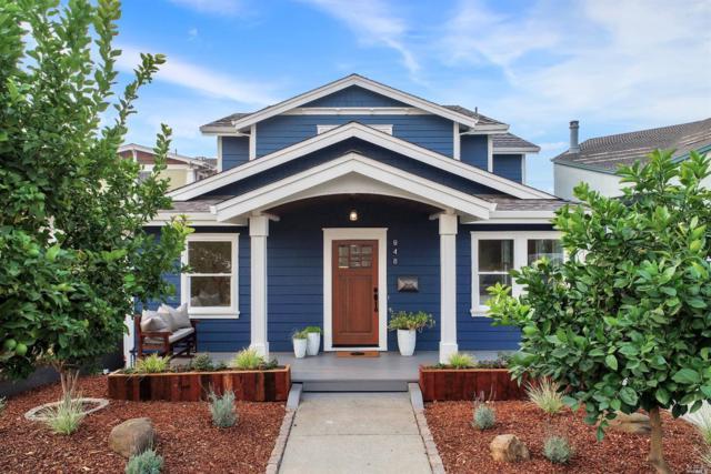 948 W K Street, Benicia, CA 94510 (#21829531) :: Ben Kinney Real Estate Team