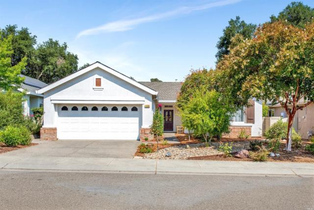 136 Porterfield Creek Drive, Cloverdale, CA 95425 (#21829621) :: RE/MAX GOLD