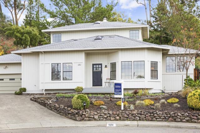524 Jachetta Court, Healdsburg, CA 95448 (#21829819) :: Windermere Hulsey & Associates
