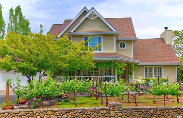 1350 Grove Court, St. Helena, CA 94574 (#21830086) :: Ben Kinney Real Estate Team