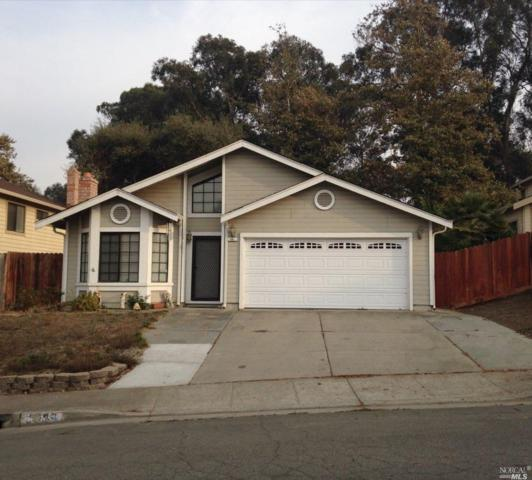 590 Starfish Drive, Vallejo, CA 94591 (#21830144) :: Windermere Hulsey & Associates
