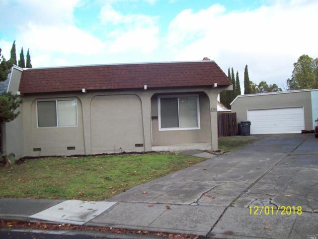 2556 Beaufort Court, Fairfield, CA 94533 (#21830177) :: Intero Real Estate Services