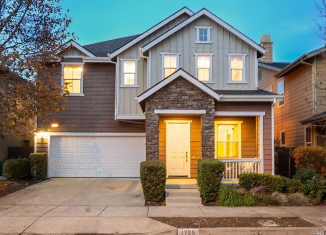1726 Calle Ranchero Drive, Petaluma, CA 94954 (#21830217) :: Intero Real Estate Services