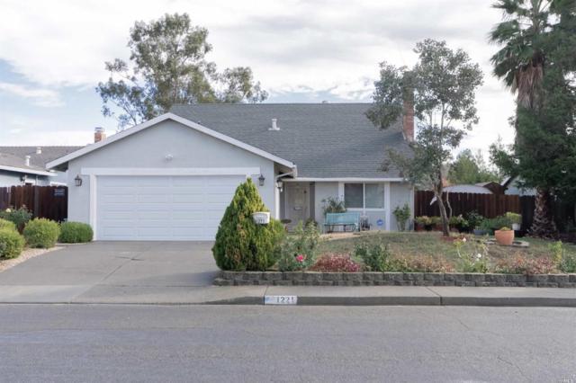 1221 Humphrey Drive, Suisun City, CA 94585 (#21830290) :: Lisa Imhoff | Coldwell Banker Kappel Gateway Realty