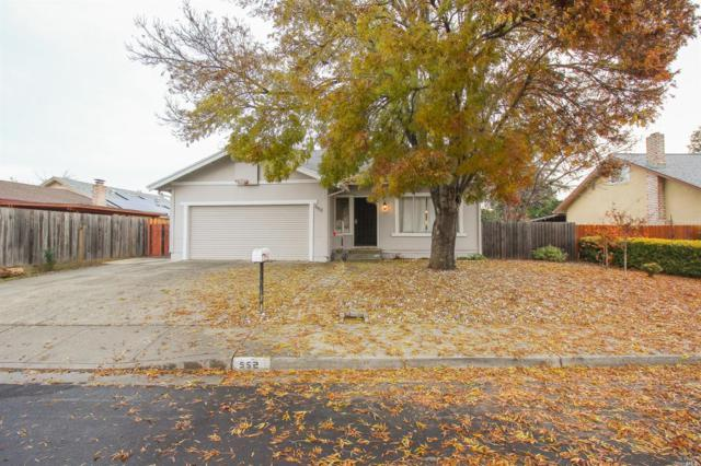 552 Greenwood Drive, Vacaville, CA 95687 (#21830330) :: Lisa Imhoff | Coldwell Banker Kappel Gateway Realty