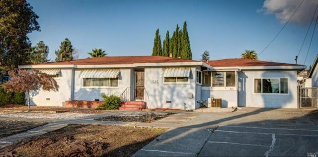 535 E L Street, Benicia, CA 94510 (#21830507) :: W Real Estate | Luxury Team