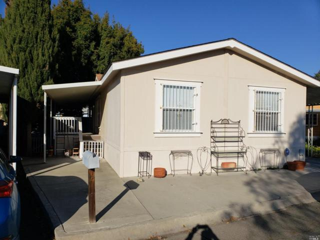 115 San Miguel Road #115, Vallejo, CA 94590 (#21830675) :: Rapisarda Real Estate