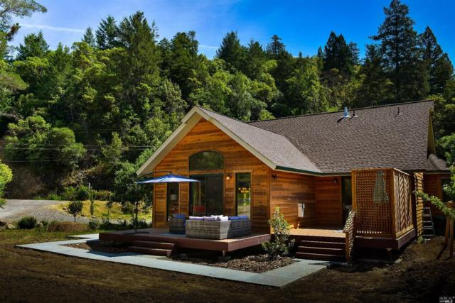 15190 Armstrong Woods Road, Guerneville, CA 95446 (#21830892) :: Intero Real Estate Services