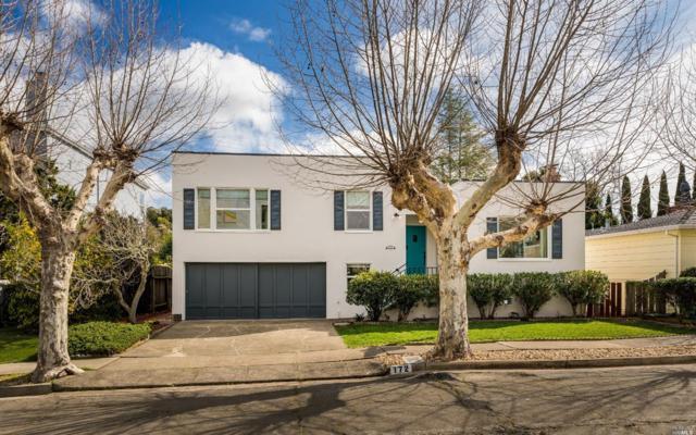 172 Morningside Drive, San Anselmo, CA 94960 (#21900025) :: W Real Estate   Luxury Team