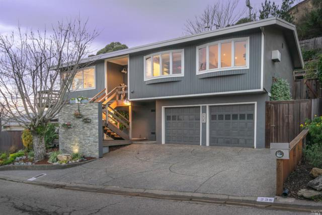 235 Via La Cumbre, Greenbrae, CA 94904 (#21900074) :: Ben Kinney Real Estate Team