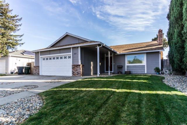 587 E Wigeon Way, Suisun City, CA 94585 (#21900407) :: Michael Hulsey & Associates