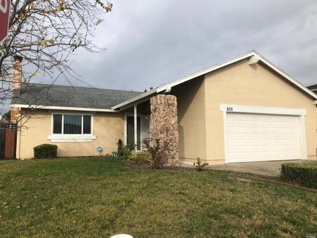 600 Canvasback Drive, Suisun City, CA 94585 (#21900636) :: RE/MAX GOLD