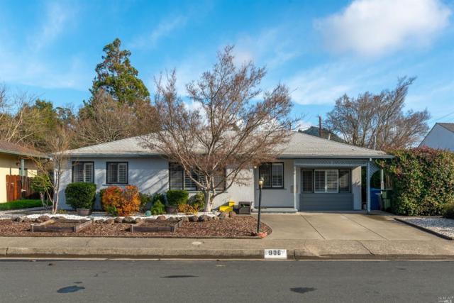 906 Harold Lane, Healdsburg, CA 95448 (#21900660) :: RE/MAX GOLD