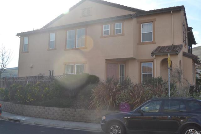 6580 Deerfield Drive, Vallejo, CA 94591 (#21900811) :: Rapisarda Real Estate