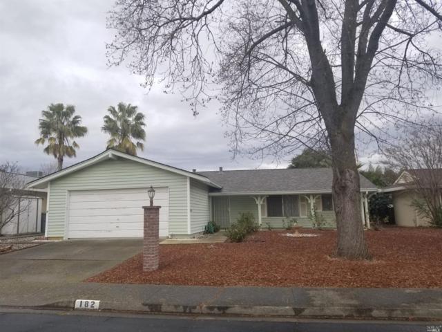 182 Rainier Circle, Vacaville, CA 95687 (#21900866) :: RE/MAX GOLD