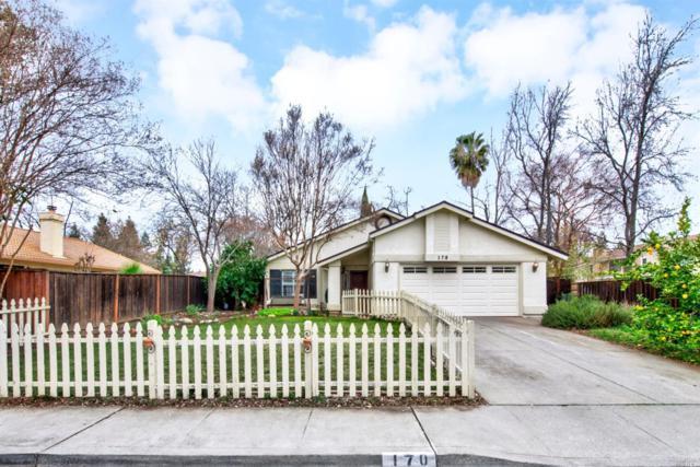 170 Arcadia Drive, Vacaville, CA 95687 (#21900928) :: Lisa Imhoff | Coldwell Banker Kappel Gateway Realty